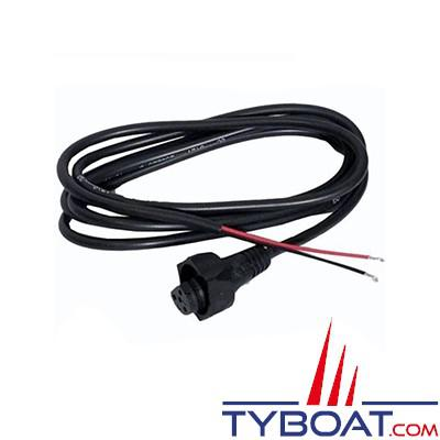 cable alimentation lowrance