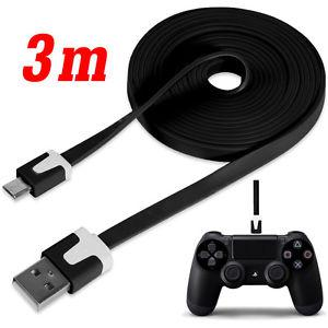 cable manette ps4 3m