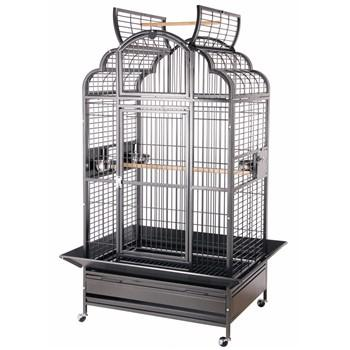 cage pour grand perroquet