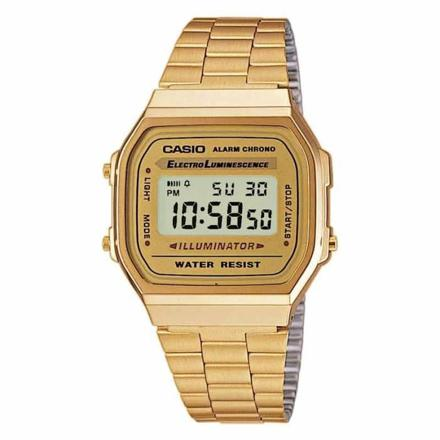casio montre doree