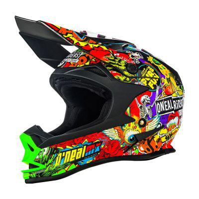 casque cross oneal