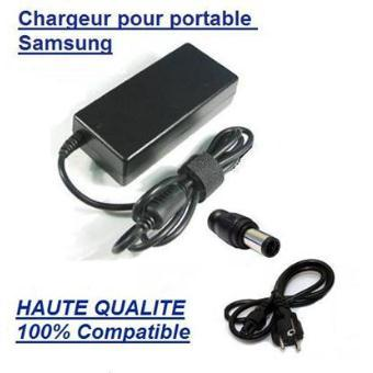 chargeur samsung pc portable