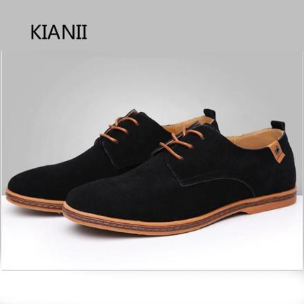 chaussures suede