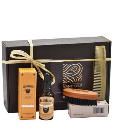 coffret barbe homme