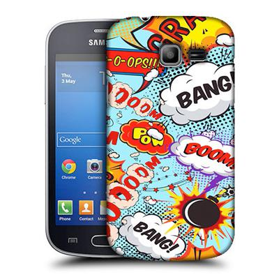 coque galaxy trend lite