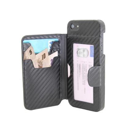 coque iphone portefeuille