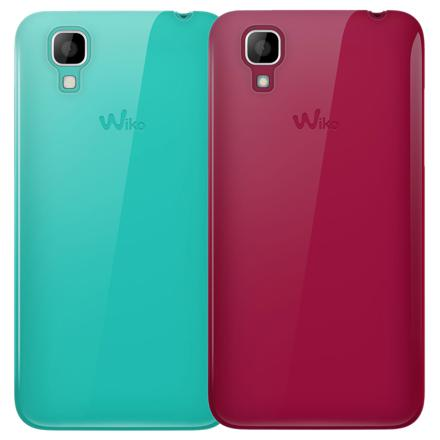 coque wiko sunset