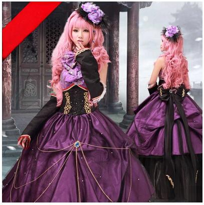 cosplay fille robe