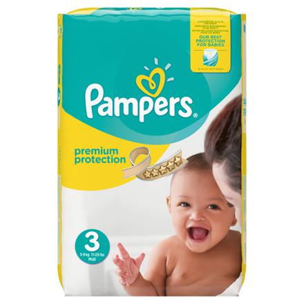 couche pampers taille 3