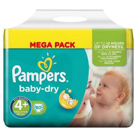 couche taille 4 pampers