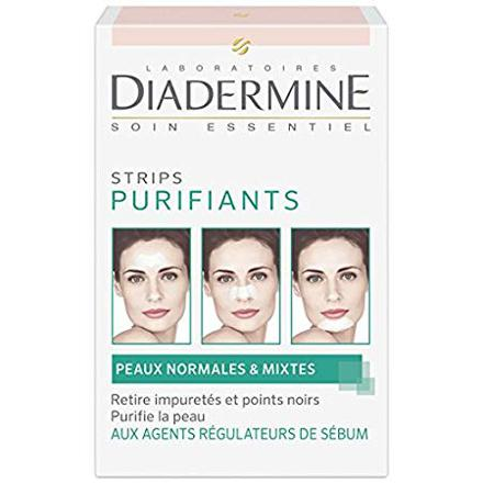 diadermine strips purifiants