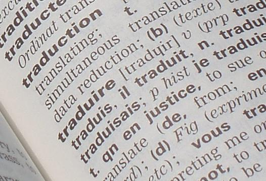 dictionnaire traduction