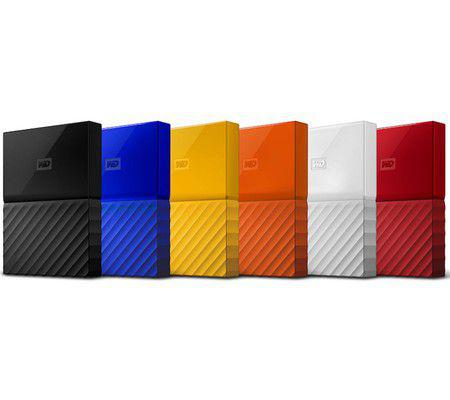 disque dur western digital 4to