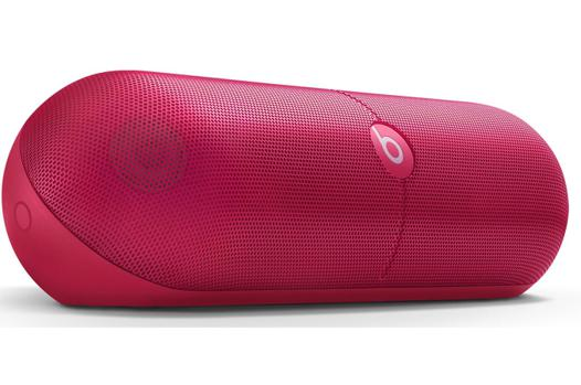 enceinte bluetooth beats rose