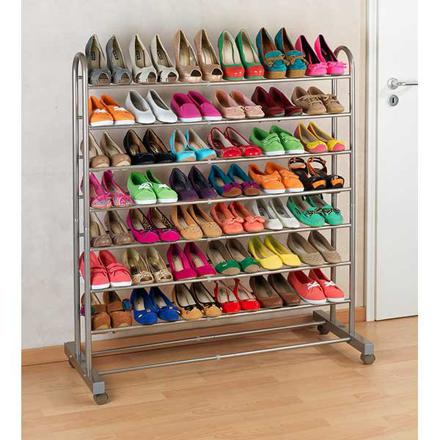 etagere chaussure extensible