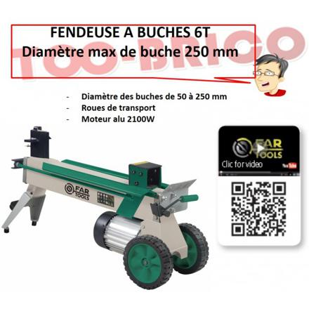 fendeuse fartools