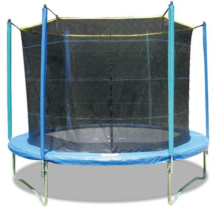 filet protection trampoline
