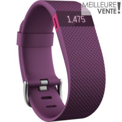 fitbit charge hr taille