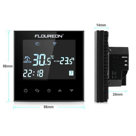 floureon thermostat wifi