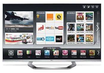 fonction smart tv