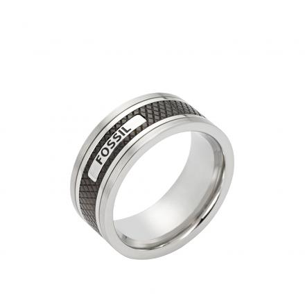 fossil bague homme