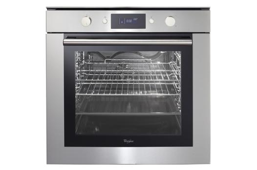four encastrable whirlpool inox
