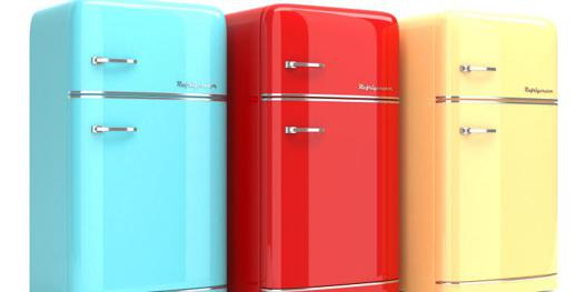 frigo design retro