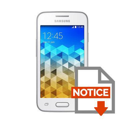 galaxy trend lite notice