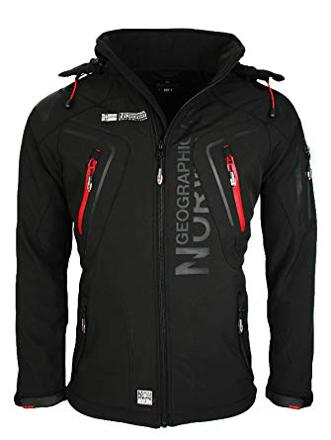 geographical norway softshell