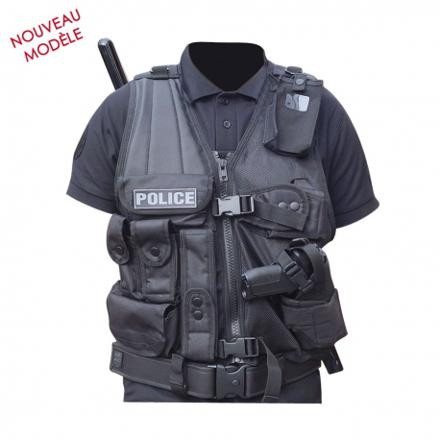 gilet tactique police