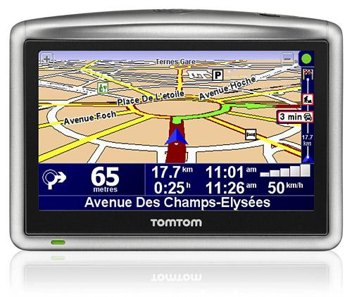 gps tomtom one xl europe