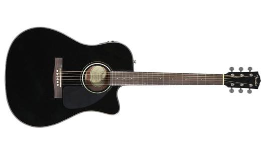 guitare electro acoustique fender