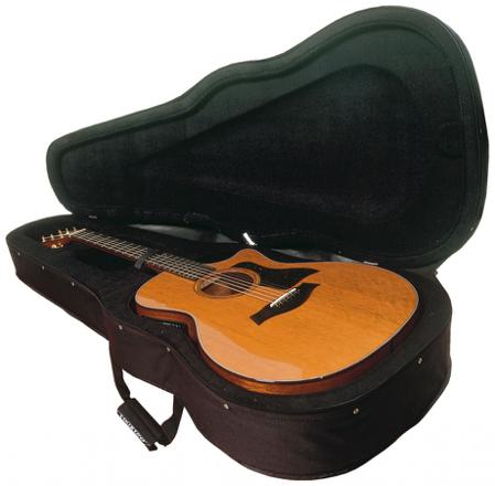 housse de guitare rigide