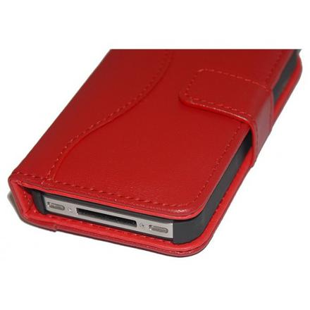 housse iphone 4 cuir