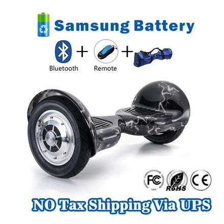 hoverboard 10 pouces bluetooth