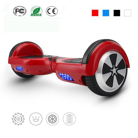 hoverboard couleur or