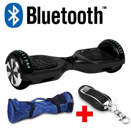 hoverboard noir bluetooth