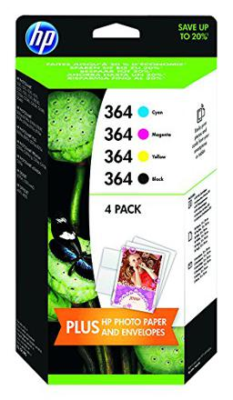 hp 364 combo pack