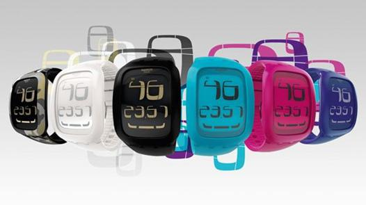 ice watch tactile