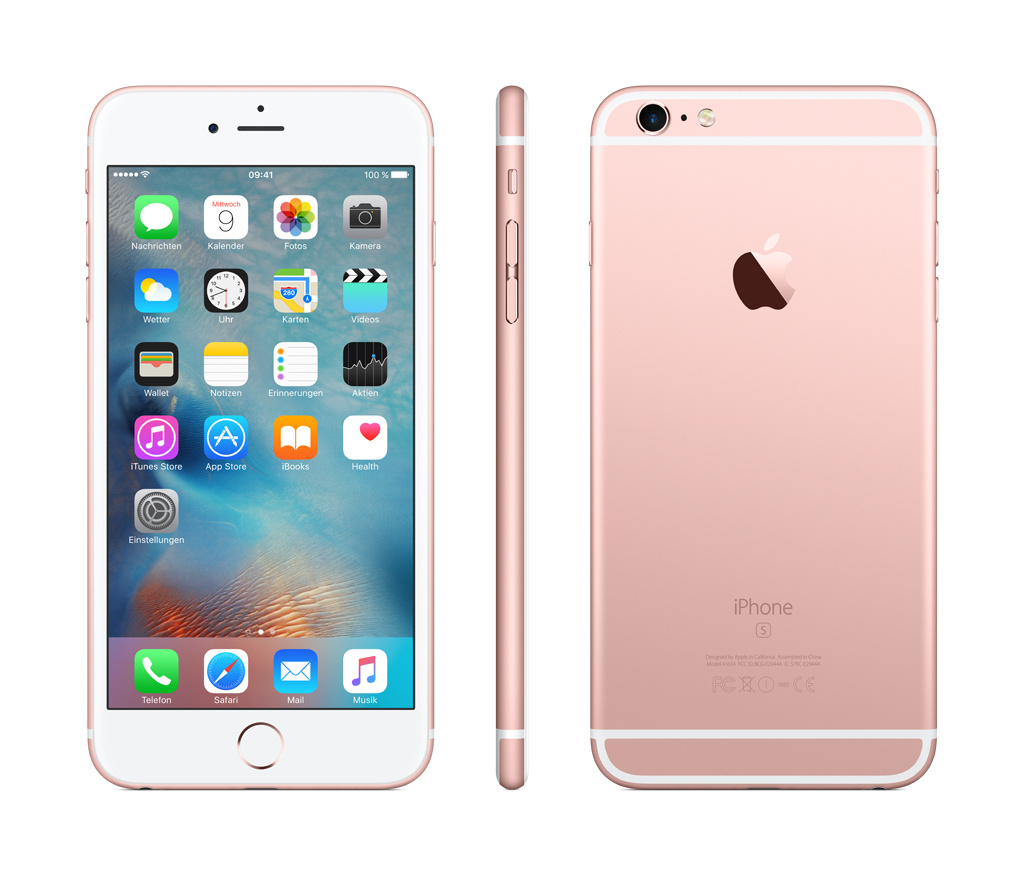 iphone 6s 32 go or rose