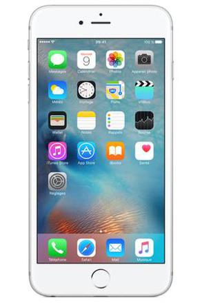 iphone 6s plus 64go argent