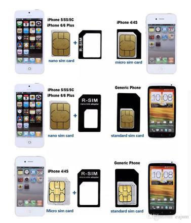 iphone 6s plus carte sim