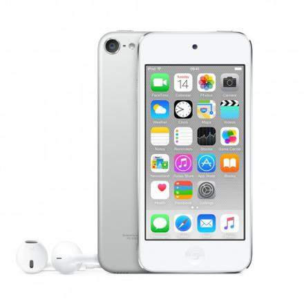 ipod touch 5 argent