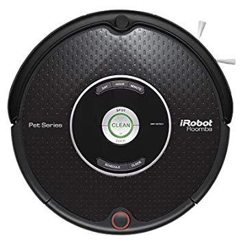 irobot roomba pet series