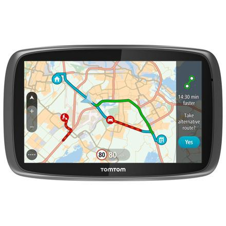 itinéraire gps tomtom