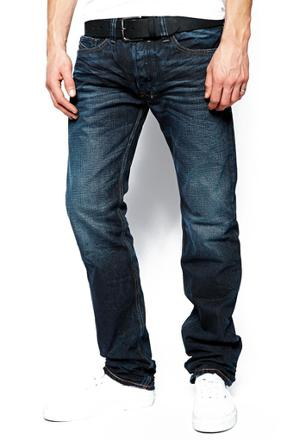 jean diesel homme coupe droite