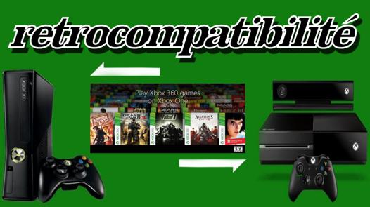 jeu compatible xbox 360 xbox one