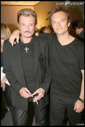 johnny hallyday taille