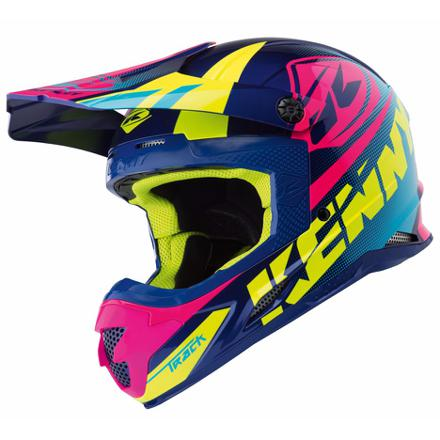 kenny casque cross