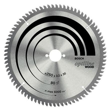 lame scie circulaire 254 mm